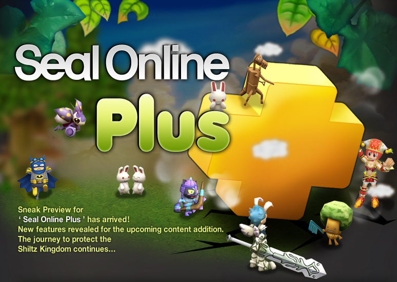 Seal Online Plus - The Beginning Img01